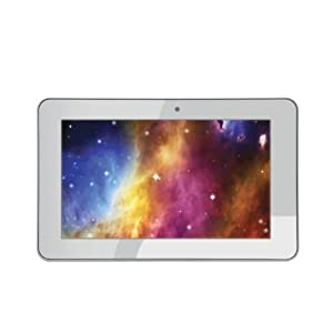 iBall Slide 6318i Tablet (WiFi, 3G via Dongle), White