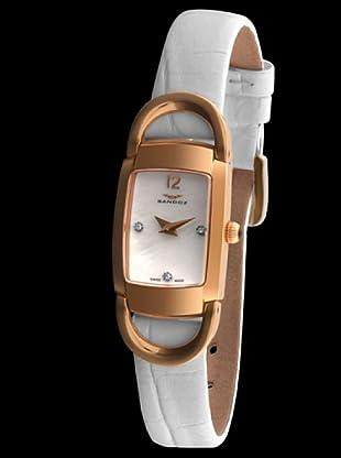 Sandoz 71594-60 - Reloj de Señora con diamantes en el dial