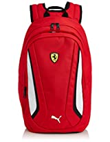 Puma Red Casual Backpack (7317101)