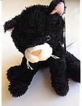 """Catsy Kitty 6"""" Black Cat By Mary Meyer"""