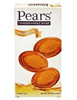 Pears Soap Box Of 3