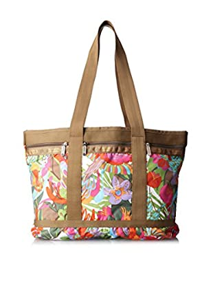 LeSportsac Women's Medium Travel Tote, Boca Chica