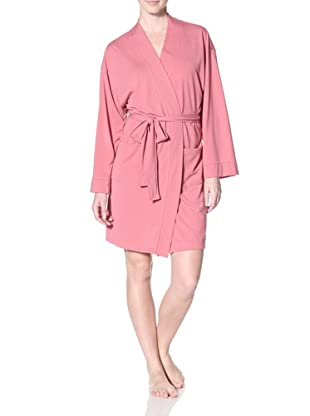 Aegean Apparel Women's Robe with Pockets