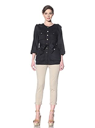 French Connection Women's London Linen Jacket