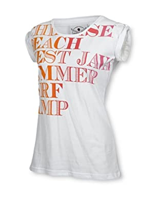 Chiemsee Camiseta Lary (Blanco)
