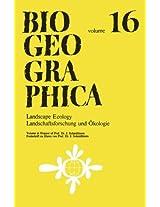 Landscape Ecology/Landschaftsforschung und Ökologie: Volume in Honour of Prof. Dr. J. Schmithüsen/Festschrift zu Ehren von Prof. Dr. J. Schmithüsen (Biogeographica)