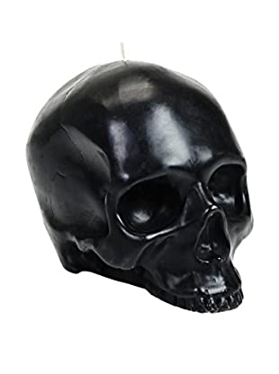 D.L. & Co. The Black Skull Candle