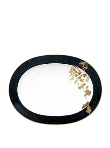 Noritake Everyday Elegance Verdena Oval Platter (Gold)