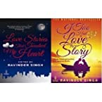 Love Stories That Touched My Heart & I Too Had a Love Story ( Set of 2 Books)
