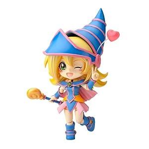 遊☆戯☆王デュエルモンスターズ キューポッシュ ブラック・マジシャン・ガール