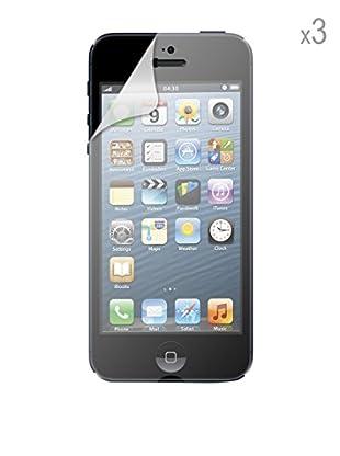 Unotec Pack 3 Protectores De Pantalla Para iPhone 5/5S/5C