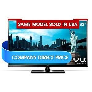 """Vu 32"""" (81.28 cm) LED TV - 32K160"""