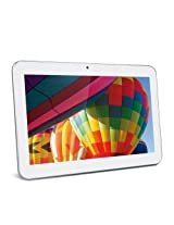 iBall Slide 1026-Q18 Tablet (10.1 inch, 8GB, WiFi, 3G, Voice Calling), White