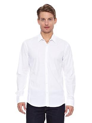 Salsa Camisa Monaco Slim (Blanco)