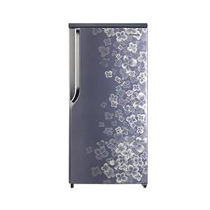 Samsung 195L 5 Star RR2015RSBVL/TL Single Door Refrigerator-Lilac Steel Violet Vl