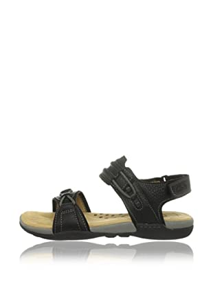 Clarks Sandale Vent Jump (Schwarz)
