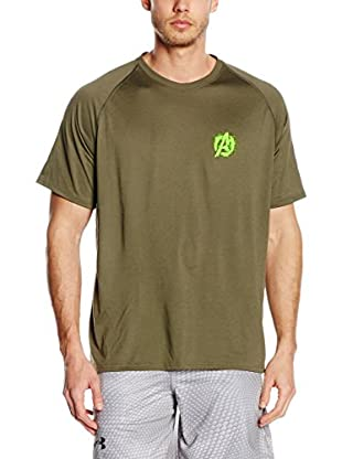 Under Armour Camiseta Manga Corta Alter Ego Avengers Hulk Loose