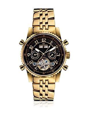 Hindenberg Reloj automático Man Hindenberg 230-H Air Gold Schwarz Oro / Negro 42 mm