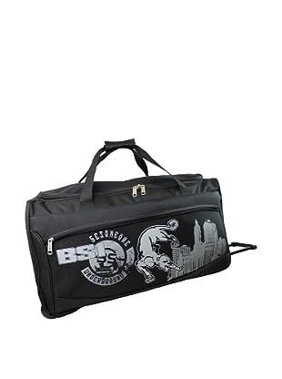 Besomeone Trolley-Reisetasche (Schwarz)