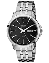 Citizen Analog Black Dial Men's Watch - BF2010-54E