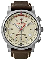 Timex Sports Analog Watch - For Men Brown-T49818