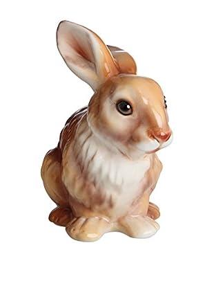 Love Tiffani Keramikfigur Animal 15 x 8 cm beige
