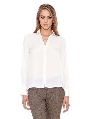 Pepe Jeans London Bluse Sheilita (Weiß)