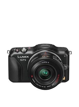 Panasonic Lumix GF5X Cámara digital objetivo intercambiable (12,1 Mp, 14-42 mm)