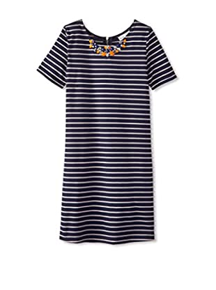 Blush by Us Angels Girl's Striped Shift Dress
