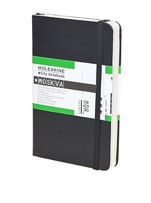 Moleskine City Notebook Moscú