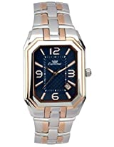 Ciemme Women's Luxury Watches Blue Dial Stainless Steel Rose Gold Swiss Quartz Movement