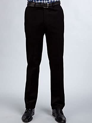 PEDRO DEL HIERRO Pantalón Vestir (negro)
