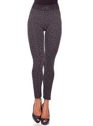 INTIMAX Leggings (Schwarz/Grau)