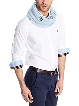 POLO CLUB Camisa Hombre Oxford