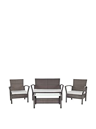 Safavieh Avaron 4-Piece Outdoor Set
