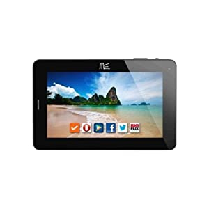 HCL ME Tab Connect 2G 2.0 Tablet (4GB, WiFi, 3G via Dongle, Voice Calling), Silver