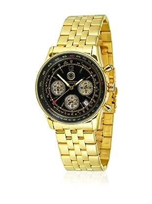 Constantin Durmont Reloj de cuarzo Man CD-AIRC-QZ-GD-GDGD-BK  40 mm