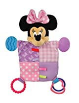 Kids Preferred Disney Flat Blanky Teether, Minnie Mouse