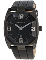 Police Analog Black Dial Men's Watch - PL12963JSB/02