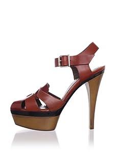 MARNI Women's Ankle-Strap Sandal (Earth of Siena)