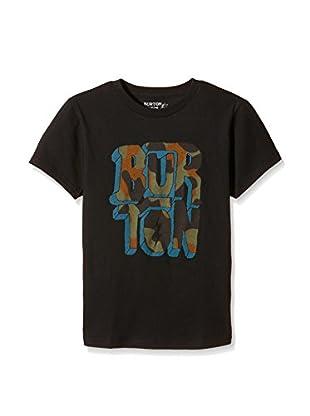 Burton Camiseta Manga Corta Rock &Rll