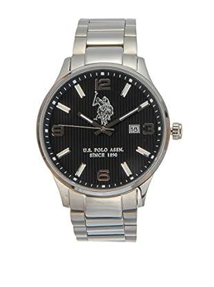 U.S.POLO ASSN. Uhr mit japanischem Quarzuhrwerk Man Herald 44.0 mm