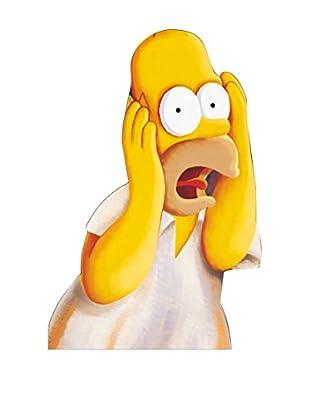 ArtopWeb Panel de Madera Simpson Homer L Urlo