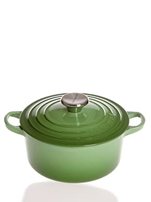 Le Creuset Cocotte Red 18 Cm. Color Rose Mary