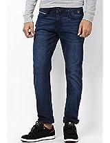 Indigo Skinny Fit Jeans (Vegas) Wrangler