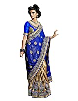 AASRI Women Wedding Wear Heavy Bridal Saree 102B