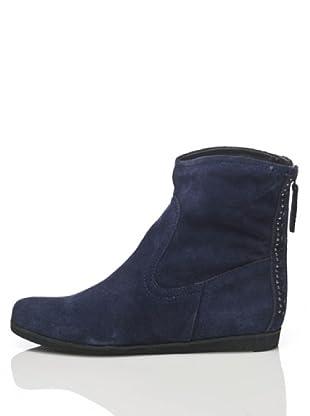 Apepazza Stiefel Reißverschluss (Bleu)