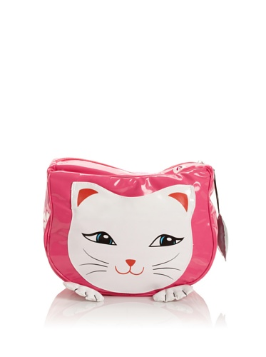 Kidorable Lucky Cat Backpack (Pink)