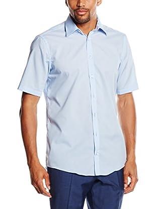Venti Camisa Hombre  Azul Claro 39 cm (15.5