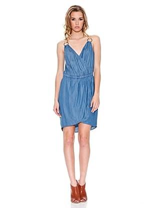 Fornarina Vestido Luisa (Azul)